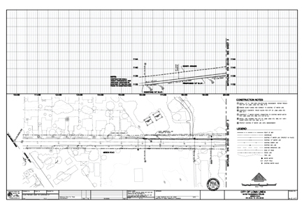 12″ Mission Boulevard Water Transmission Line Design