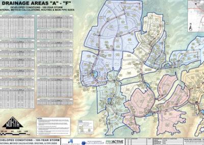 Arbor Ridge Master Plan – Preliminary Hydrology Study