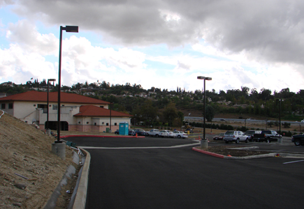 Church Parking Lot Addition/Expansion