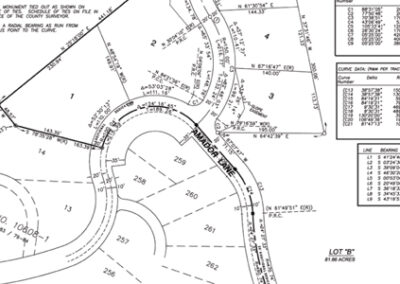 Tract No. 10608 (109-Lot Residential Subdivision)