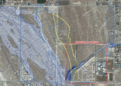 Tracts 30539 & 30540 – Flood Plan Analysis & CLOMR