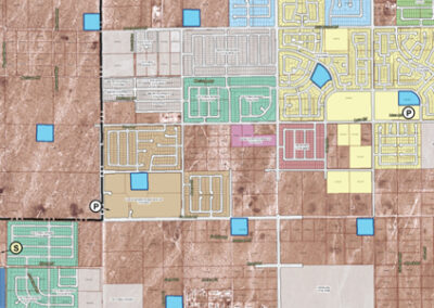 Victor Valley Developers Association Master Coordination GIS