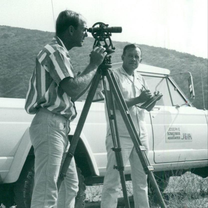 Surveying Since 1941
